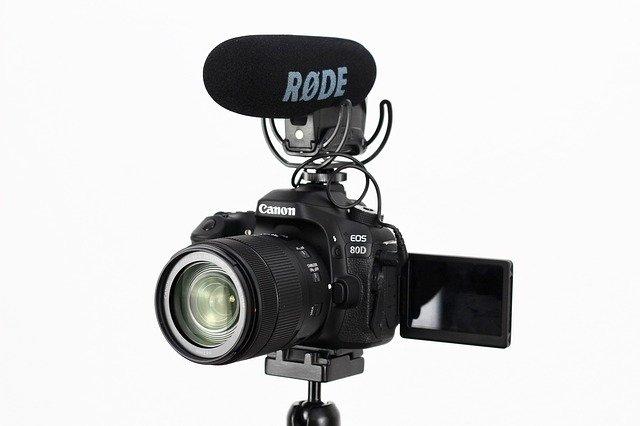 Utiliser un appareil pour tourner les vidéos YouTube